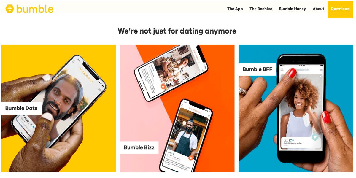 Applications Mobiles pour rencontres
