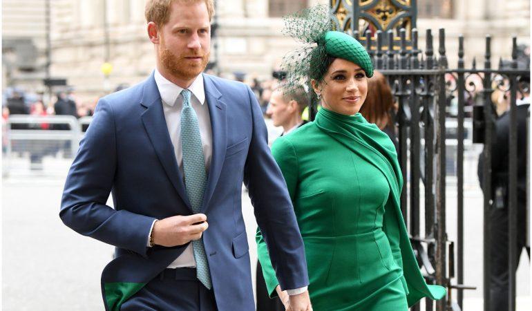 Le prince Harry et Meghan Markle viennent de dévoiler leur tout nouveau site Web